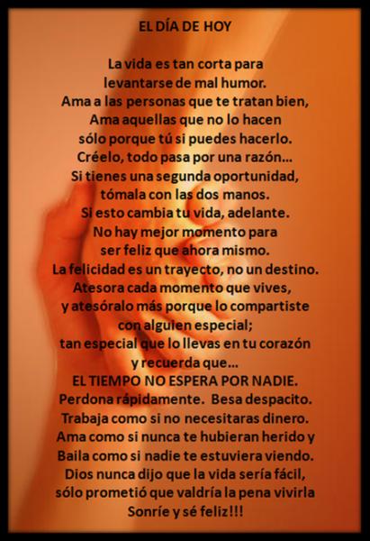 LOS PENSAMIENTOS POSITIVOS... (6/6)